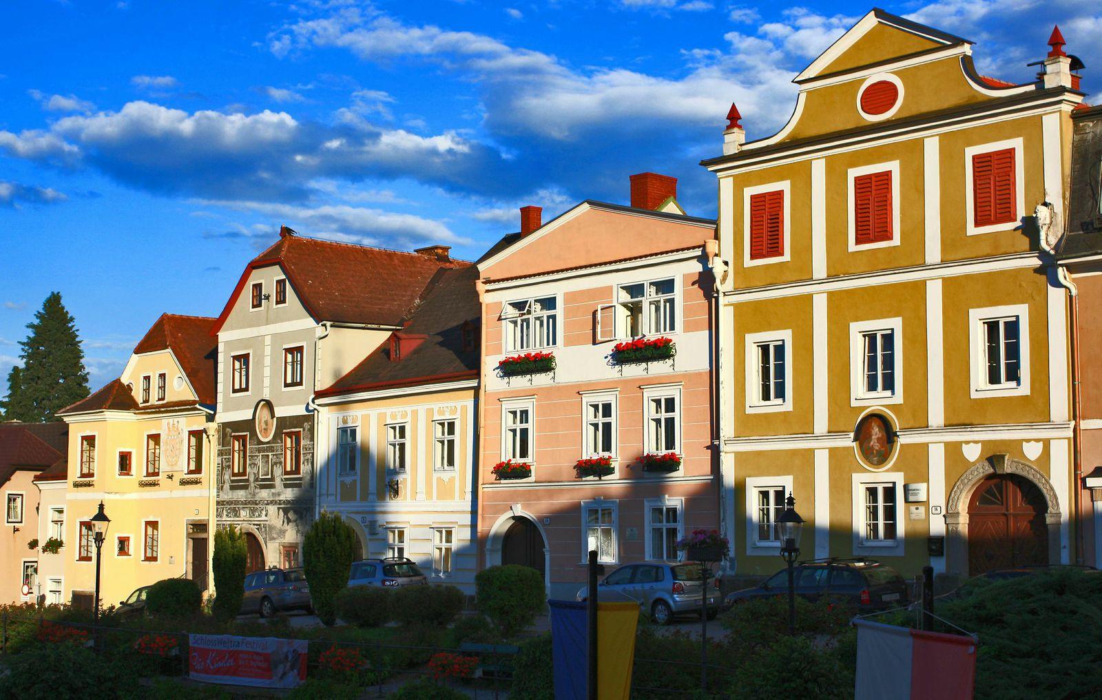 Stadtfhrungen - Stadtgemeinde Weitra - Niedersterreich